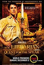 The Quest - Jagd nach dem Speer des Schicksals Book Cover