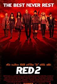 R.E.D. 2 Book Cover
