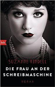 Die Frau an der Schreibmaschine Book Cover