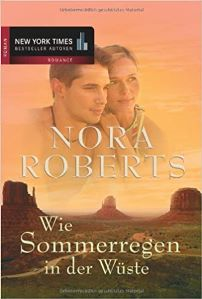 Wie Sommerregen in der Wüste Book Cover