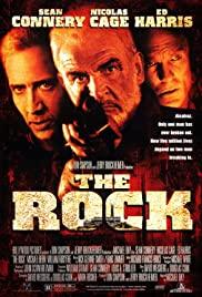 The Rock - Entscheidung auf Alcatraz Book Cover