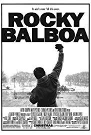 Rocky Balboa Book Cover