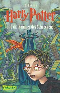 Harry Potter und die Kammer des Schreckens Book Cover