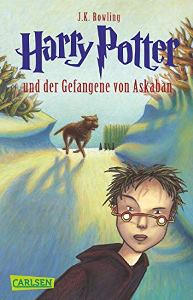 Harry Potter und der Gefangene von Askaban Book Cover