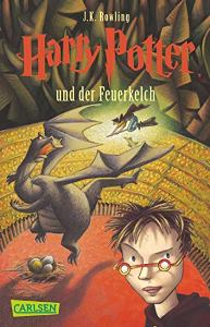 Harry Potter und der Feuerkelch Book Cover