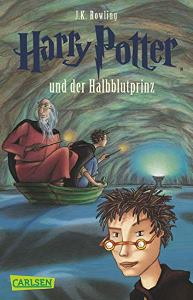 Harry Potter und der Halbblutprinz Book Cover