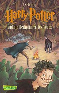Harry Potter und die Heiligtümer des Todes Book Cover