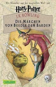 Die Märchen von Beedle dem Barden Book Cover