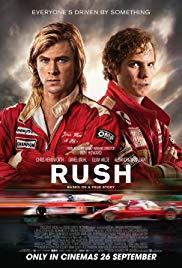 Rush – Alles für den Sieg Book Cover