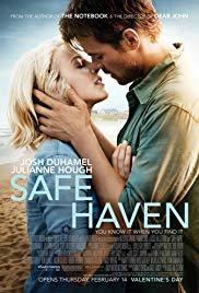 Safe Haven - Wie ein Licht in der Nacht Book Cover