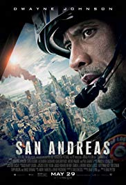 San Andreas Book Cover