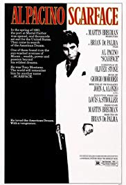 Scarface Book Cover