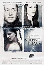 Die Schiffsmeldungen Book Cover