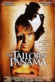 Der Schneider von Panama Book Cover
