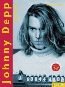 Johnny Depp Book Cover