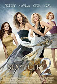 Sex and the City 2 Book Cover