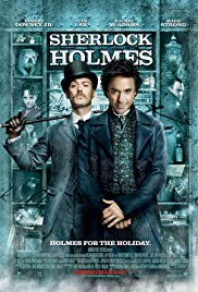 Sherlock Holmes Book Cover
