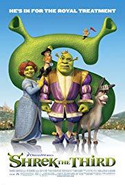 Shrek der Dritte Book Cover