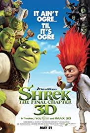 Für immer Shrek Book Cover