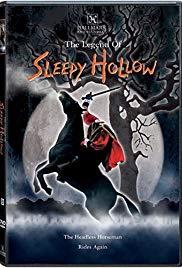 Die Legende von Sleepy Hollow Book Cover