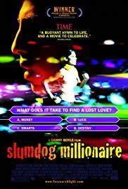 Slumdog Millionär Book Cover