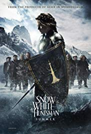 Snow White and the Huntsman Book Cover