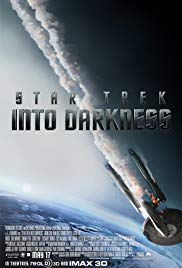 Star Trek: Into Darkness Book Cover