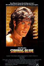 Staying Alive Book Cover