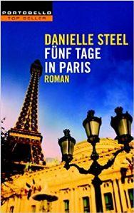 Fünf Tage in Paris Book Cover