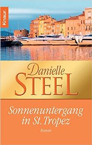 Sonnenuntergang in St. Tropez Book Cover