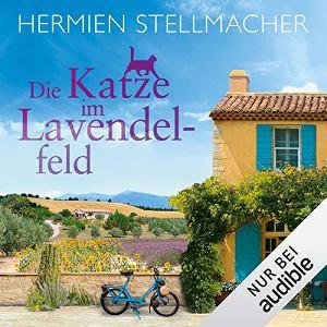 Die Katze im Lavendelfeld Book Cover