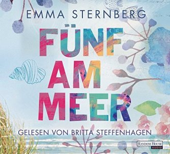 Fünf am Meer Book Cover