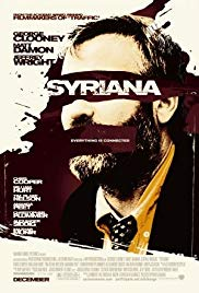 Syriana Book Cover