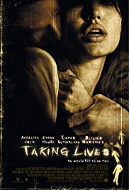 Taking Lives - Für Dein Leben würde er töten Book Cover