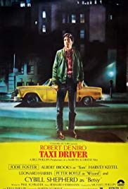 Taxi Driver Book Cover