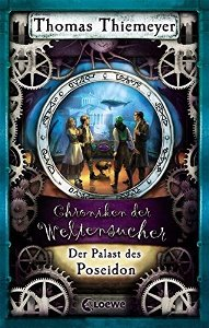 Der Palast des Poseidon Book Cover