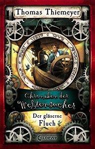 Der gläserne Fluch Book Cover