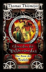 Chroniken der Weltensucher Book Cover