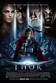 Thor Book Cover