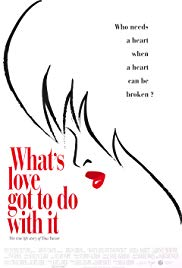 Tina - What's Love Got To Do With It Book Cover
