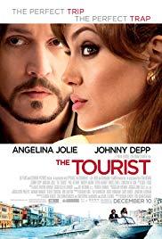 The Tourist Book Cover