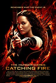 Die Tribute von Panem - Catching Fire Book Cover