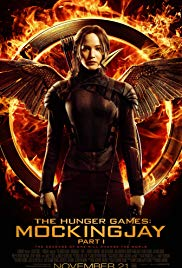Die Tribute von Panem - Mockingjay Teil I Book Cover