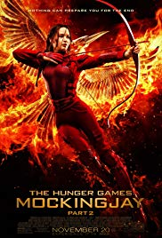Die Tribute von Panem - Mockingjay Teil II Book Cover