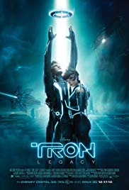 Tron Legacy Book Cover