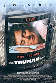 Die Truman Show Book Cover