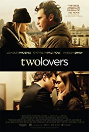 Two Lovers Book Cover