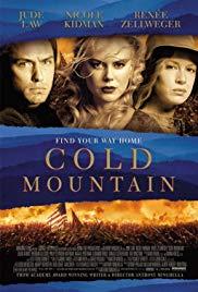 Unterwegs nach Cold Mountain Book Cover