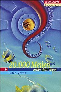 20.000 Meilen unter dem Meer Book Cover
