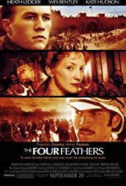 Die vier Federn Book Cover